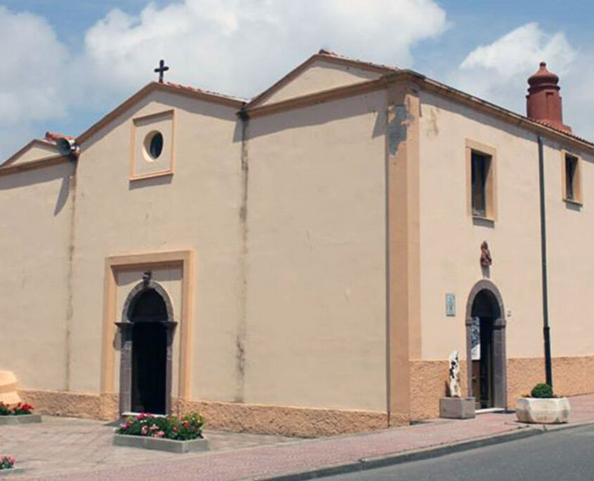 Church of Santa Maria Stella Maris, Bosa Marina